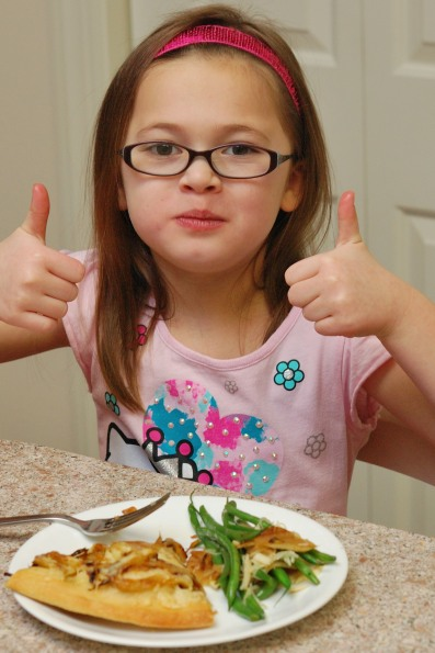 Two Thumbs Up for Fennel Pizza